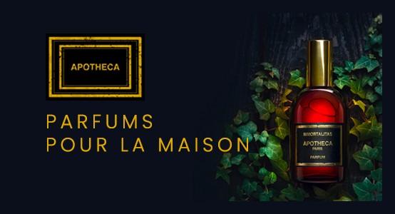 Apotheca | Parfums pour la maison