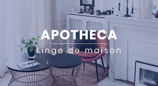 Apotheca | Linge de maison